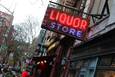 Tribeca street scene