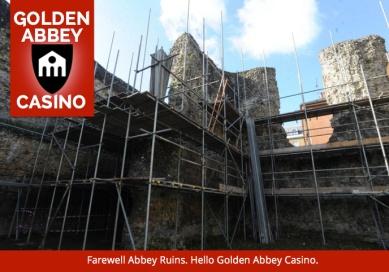 Farewell Abbey Ruins