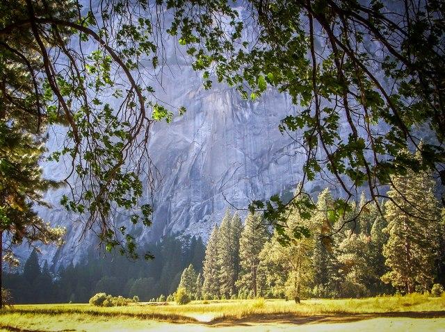 Yosemite Valley Rocks (2)