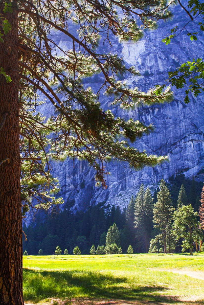 Yosemite Valley Rocks (3)