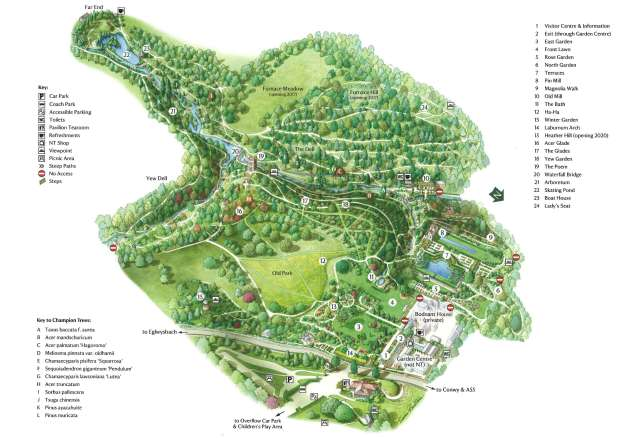 Bodnant Gardens (37)
