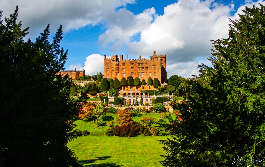 Image result for Powis Castle