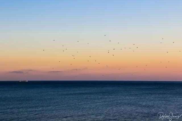 Saltburn by the Sea Cleveland Way Horizon Views