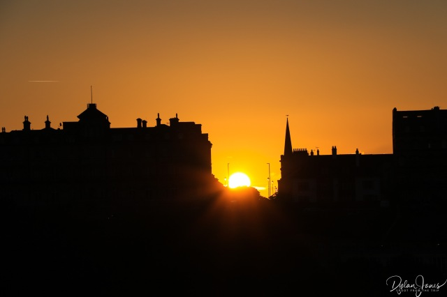 Sunset Saltburn-by-the-Sea