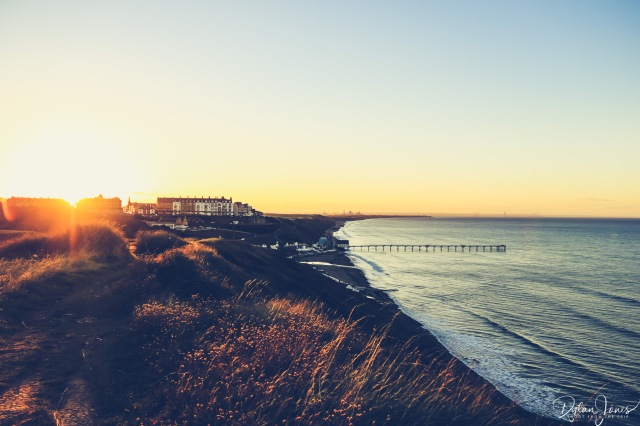 Sunset Saltburn-by-the-Sea Cleveland Way