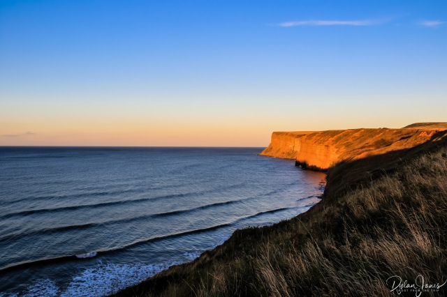 Cleveland Way at Saltburn-by-the-Sea