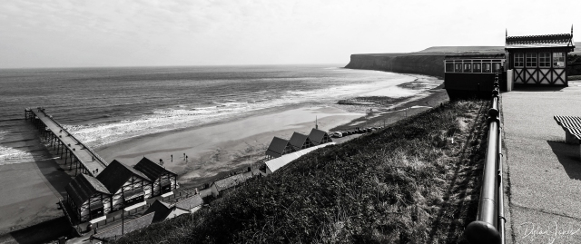 Saltburn-by-the-Sea Cliff Lift Pier