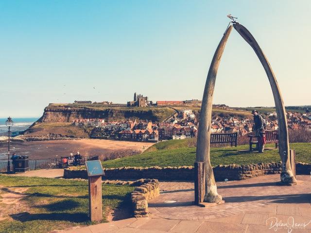 Whitby Whale Bone Arch